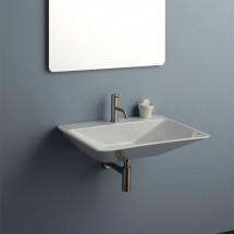 LAVABO EDGE 69X54 THIN