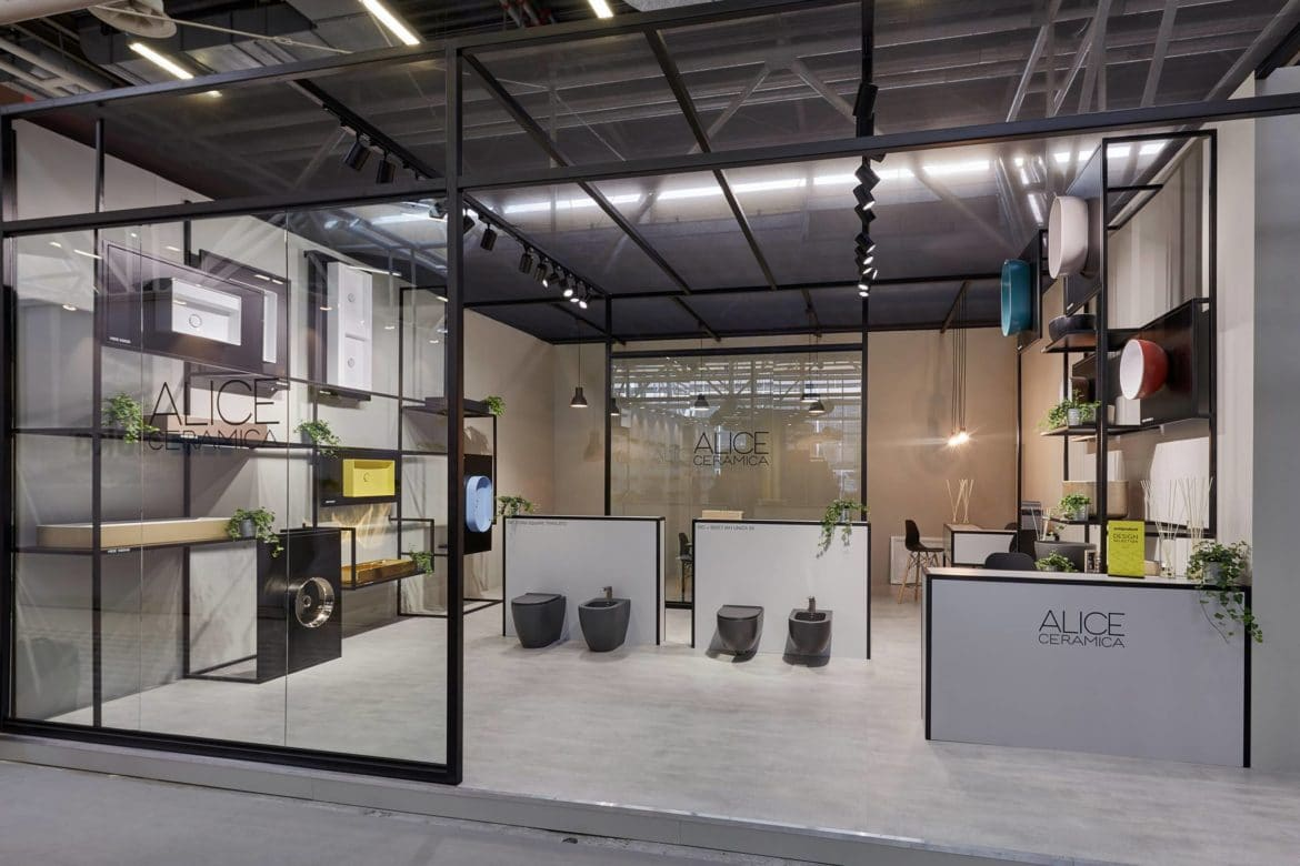 CERSAIE in Bologna 2017