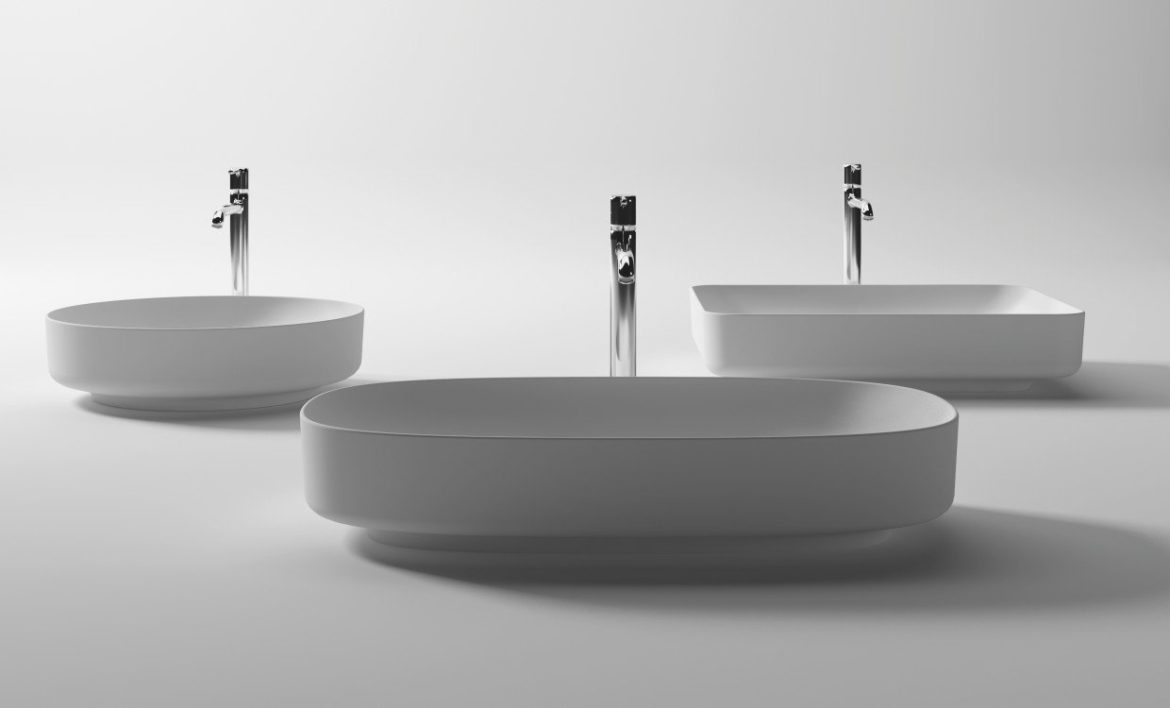 Lavabo Semincasso Con Mobile form collection 2018 | alice ceramica
